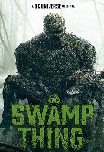 Swamp Thing (Temporada 1 Web-DL 720p Ingles Subtitulada) (2019)