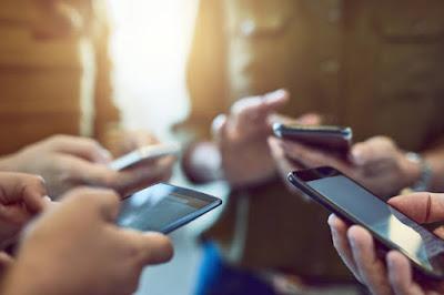 Spend less time on social media