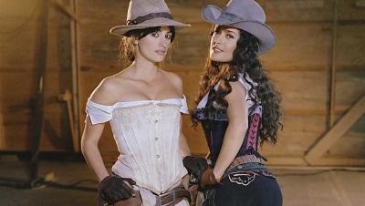 Bandidas HD 1080p español latino 2006 poster box cover