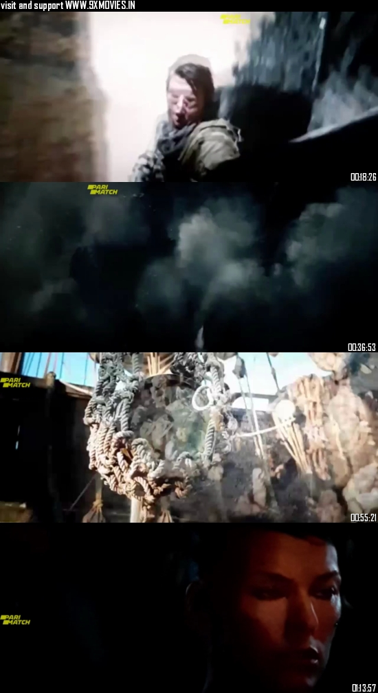 Monster Hunter 2020 Dual Audio Hindi 720p HDCAM 900mb