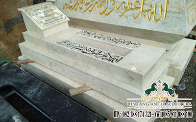 Harga Makam Marmer Islam, Jual Bodi Makam Marmer, Jual Makam Marmer Murah