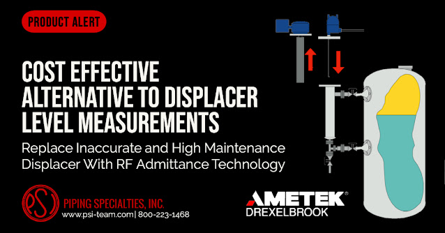 Replace Inaccurate and High Maintenance Displacer Level