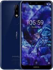 Cara Mudah Hapus Sandi / Pin / Pola / Bypass FRP Nokia 5.1 Plus TA1108