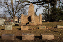 Midwestern City Girl History Tombs Forest