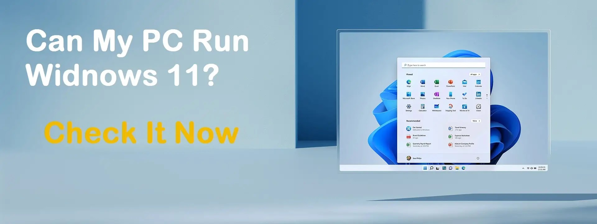 Find Out If Your Computer Can Run Windows 11 - Cyber Kendra