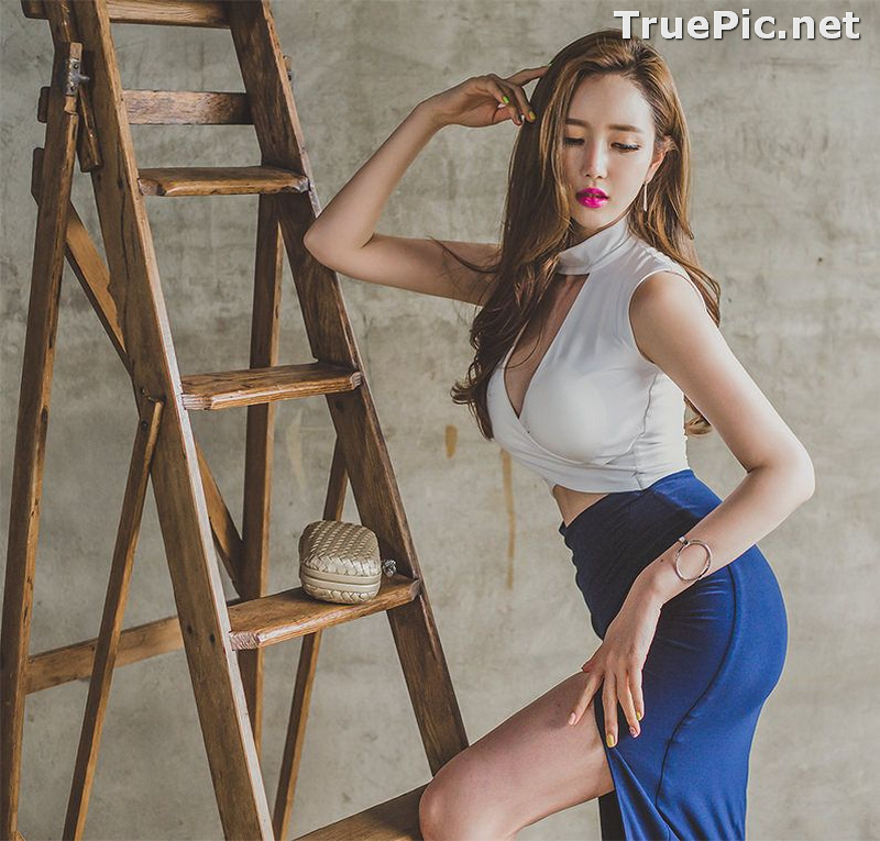 Image Lee Yeon Jeong – Indoor Photoshoot Collection – Korean fashion model – Part 23 - TruePic.net - Picture-1