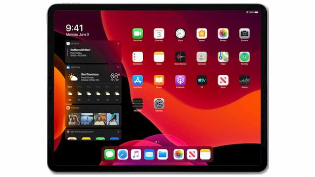نظام iPadOS