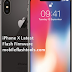 Download iPhone X Firmware-Flash File