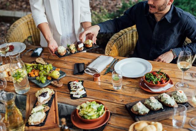 Những món ăn đầy hấp dẫn của người Hồi giáo