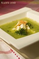 (zupa brokulowa z feta