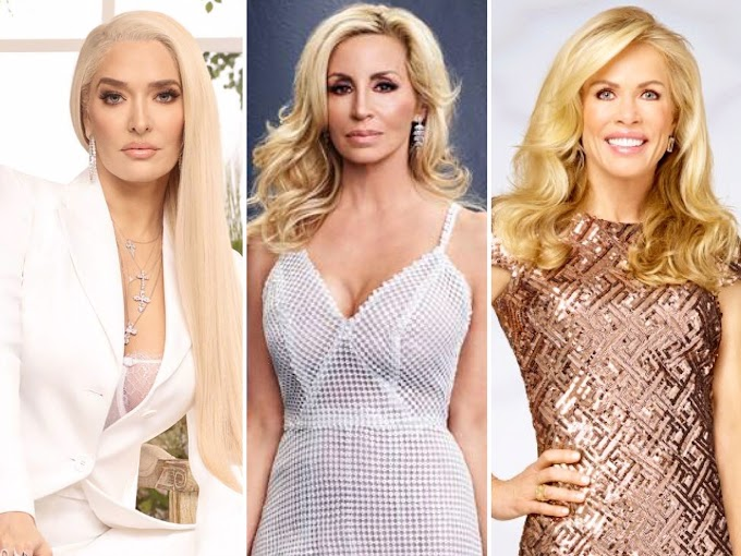 "Camille Grammer Cosings Kathryn Edwards' Claims About Erika Girardi Mistreating RHOBH Crew; Says ""She Does… I Have Witnessed It Myself"""