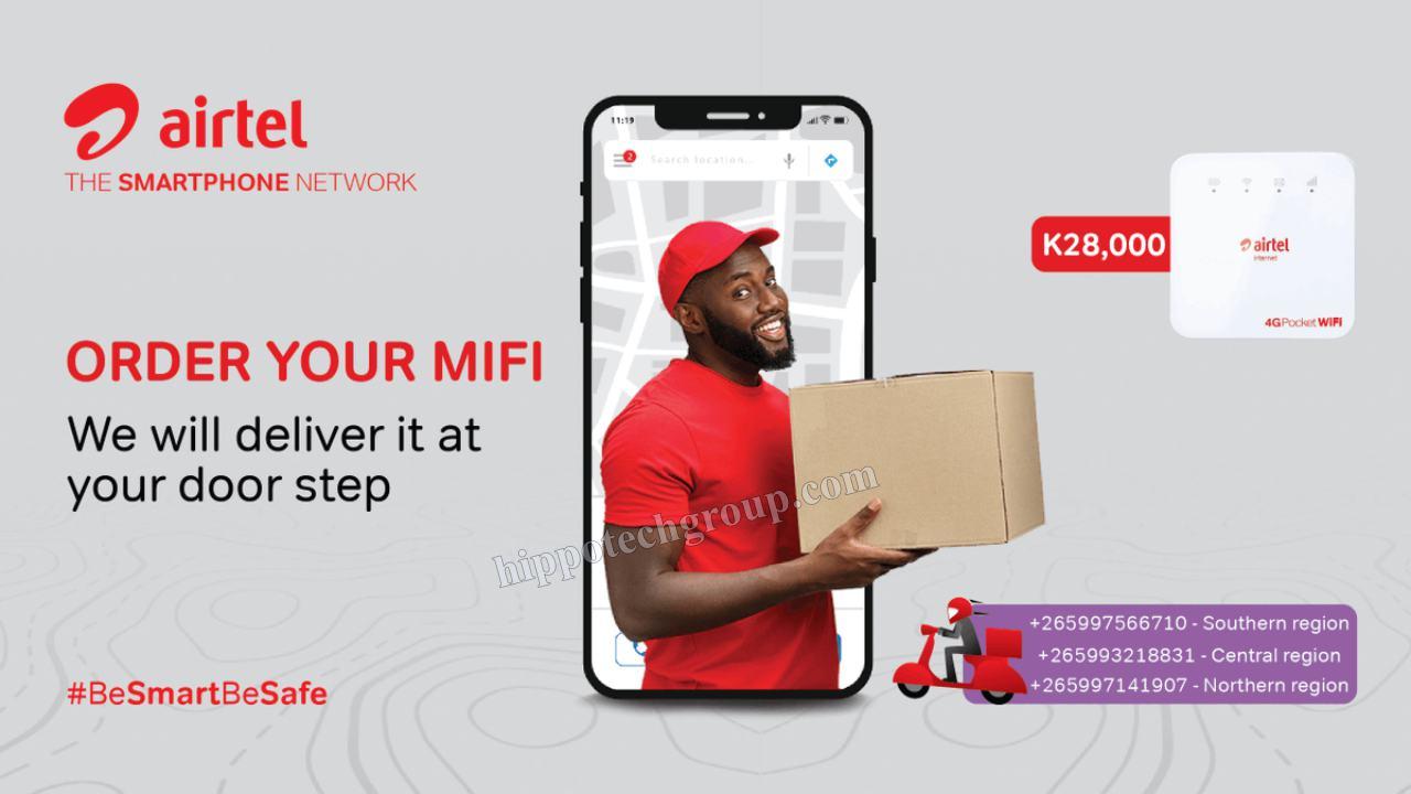 Airtel Malawi MiFi Bundle