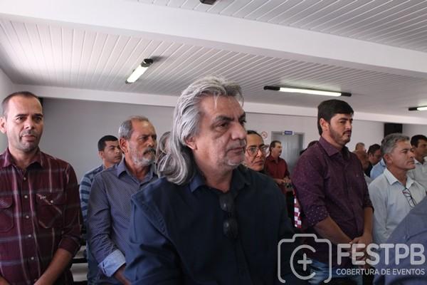 Prefeito Inácio Nóbrega esteve presente em reunião da AMCAP que discutiu PEC pela extinção dos municípios
