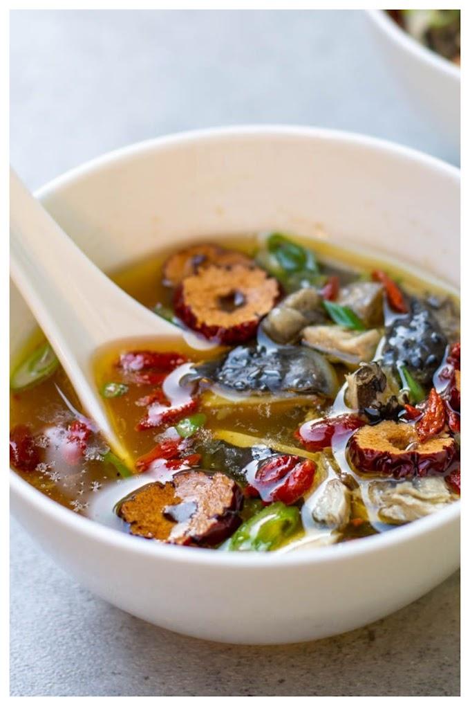 Herbal Soup Recipe - மூலிகை சூப் தயாரிப்பது எப்படி?