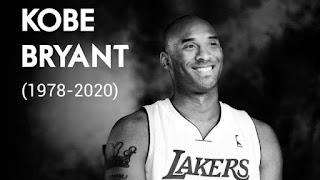Kobe Bryant Tewas dalam Kecelakaan Helikopter