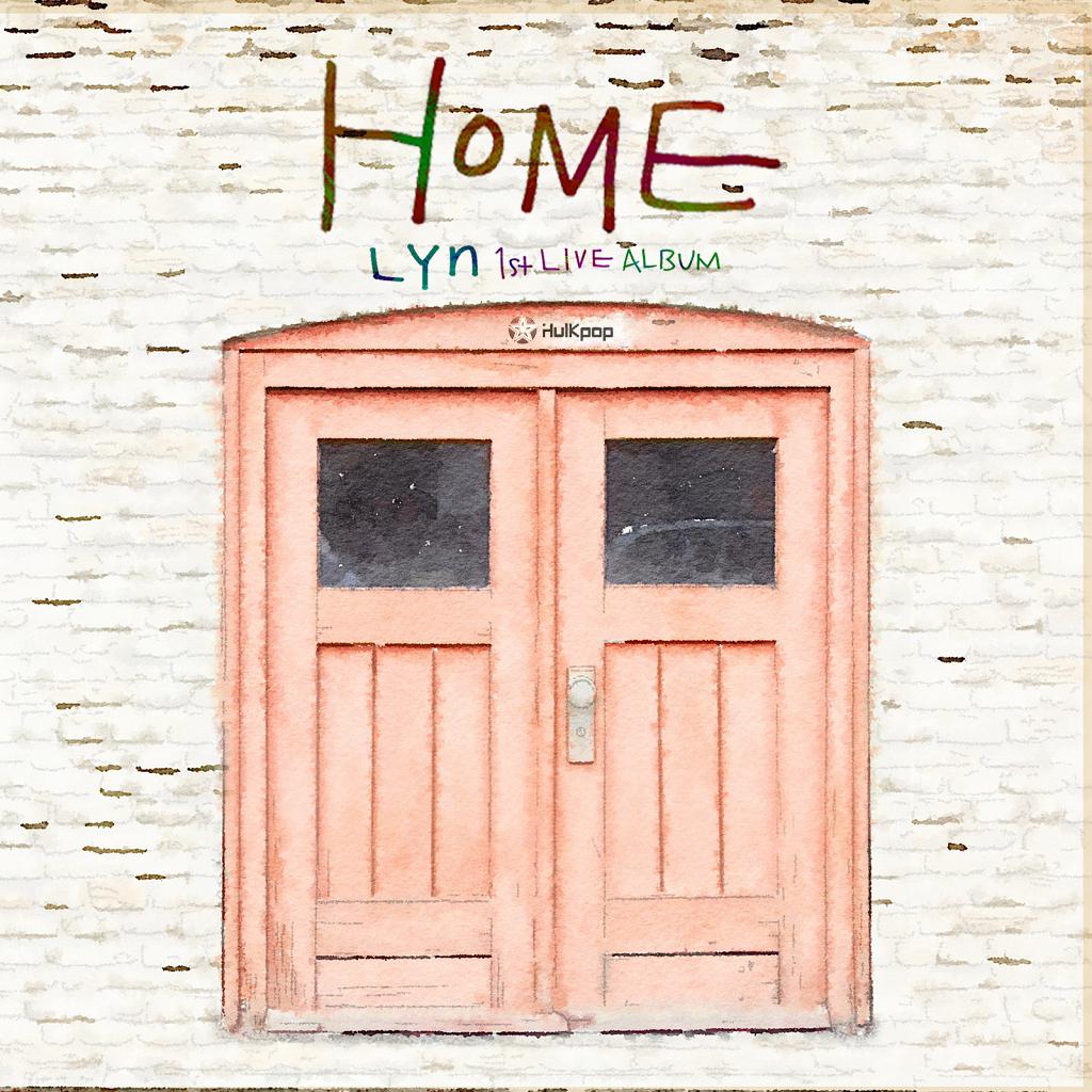 LYn  – 2014 LYn 1st Live Album `HOME` (ITUNES MATCH AAC M4A)