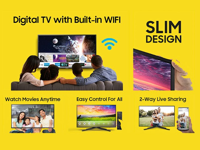 Samsung Super Smart TV, Hadirkan Keunggulan Fitur Digital Kekinian