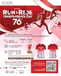 Virtual Run & Ride for Independence Day • 2021