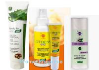 Logo Santiveri gioca e vinci gratis uno dei 5 pacchetti di prodotti