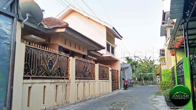 Rumah di Kota Jogja dekat XT Square