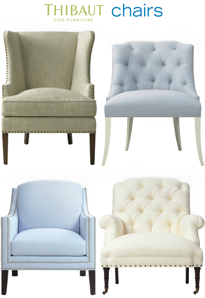Knight Moves: Hooray For Thibaut Fine Furniture