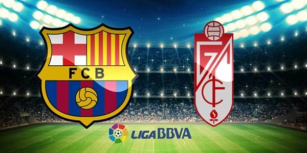 Ver Barcelona vs Granada En Vivo Por Internet Hoy 14 de Mayo 2016 HD
