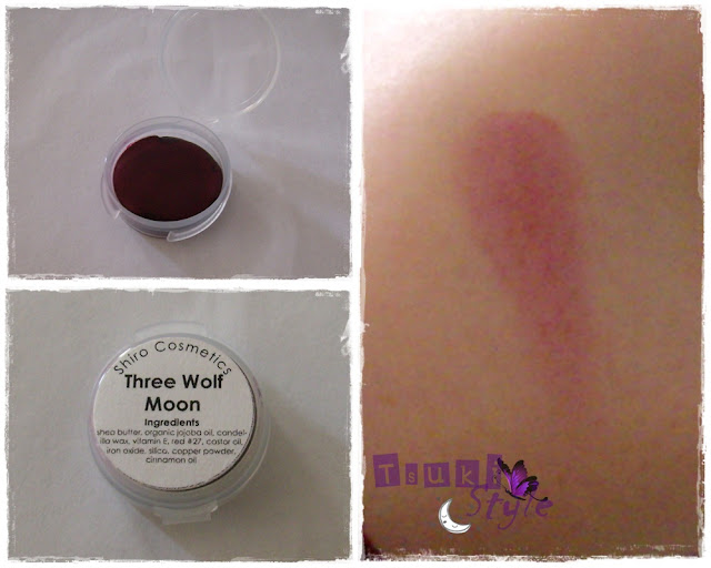 three wold moon shiro cosmetics