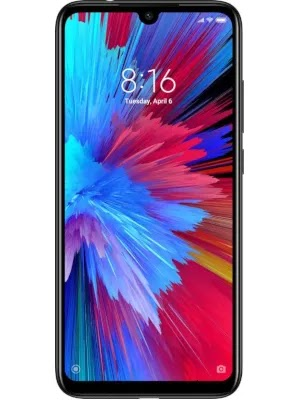 Redmi Note 7s cellphone details