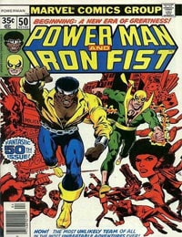 Power Man and Iron Fist (1978)
