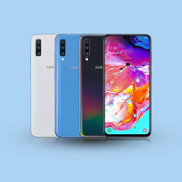 Turun Harga, Ulasan Samsung Galaxy A70