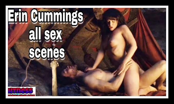 Erin Cummings sex scene - Spartacus (2010) HD 720p