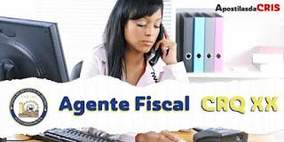 apostila CRQ 20 regiao agente fiscal