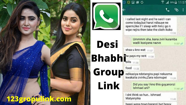 Join 800+ Desi Bhabhi Whatsapp Group Link 2020