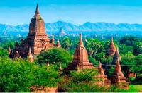 Trekking Birmania