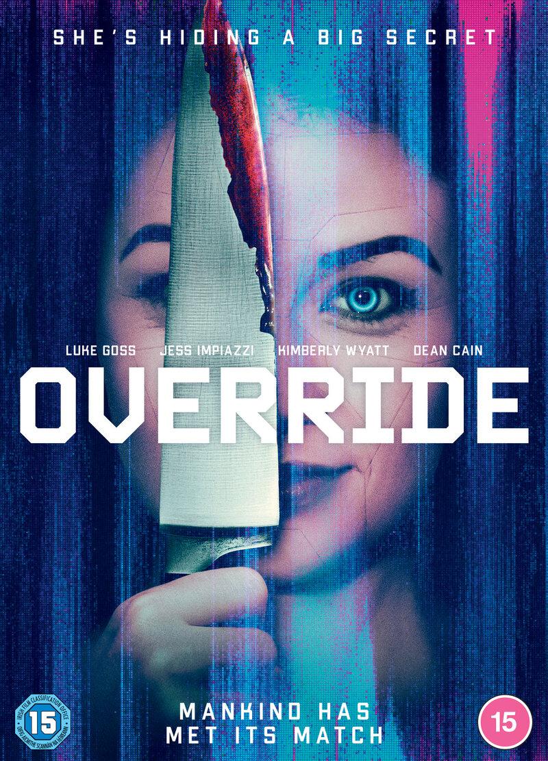 override poster
