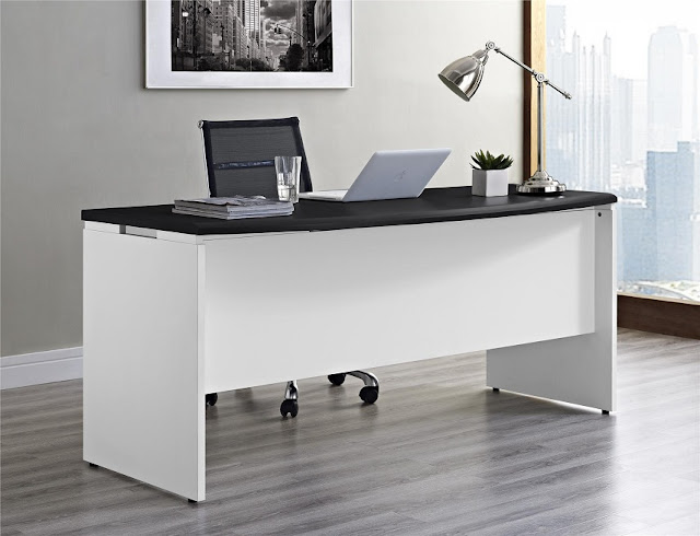 best buy black and white office furniture for sale online