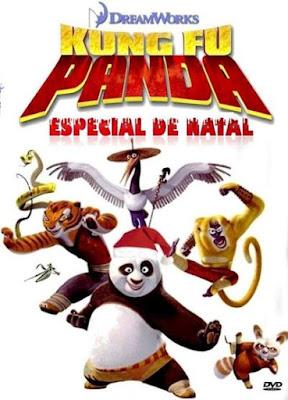Assistir Kung Fu Panda Especial de Natal Dublado Online HD