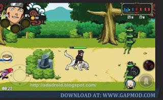 Download Naruto Senki Versi 1.17 Mod APK