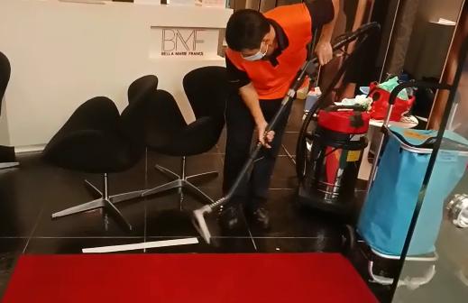 Layanan Kebersihan Kantor Singapura