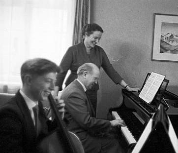 werner heisenberg piano