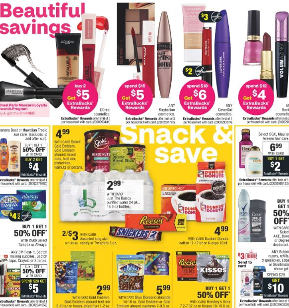 CVS Weekly Ad Preview 7/19-7/25