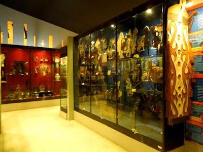 Museum D'topeng Batu Malang