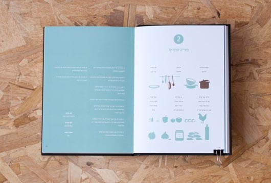 recipe books designs cookbook recipes beautifully designed layout special chef professional cook layouts delivery most collection デザイン food behance レシピ