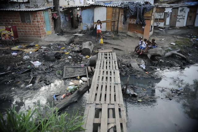 Mais ricos recebem 48 vezes mais que mais pobres no Pará, diz IBGE