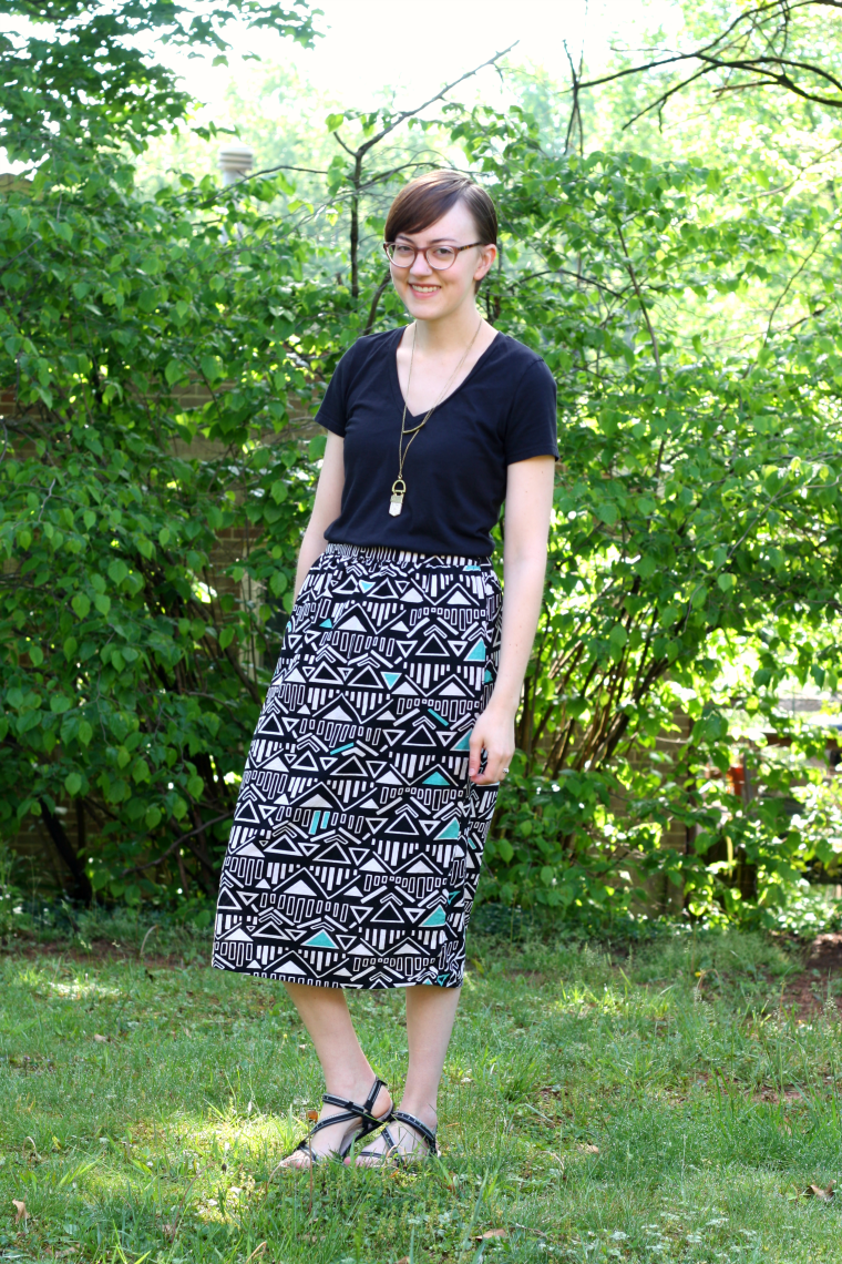 mata traders maxwell midi skirt review