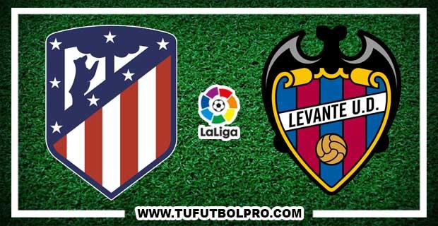 Ver Atlético Madrid vs Levante EN VIVO Por Internet Hoy 15 de Abril de 2018