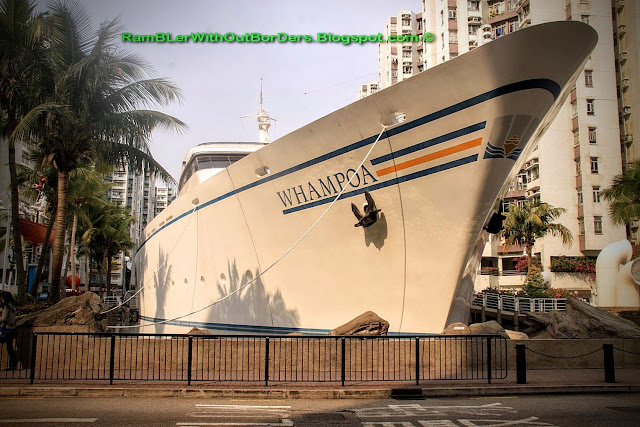 The Whampoa, Hung Hom, Hong Kong