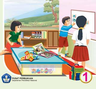 Referensi Buku Pelajaran Bahasa Indonesia SD/MI Kelas 1 (BSE)