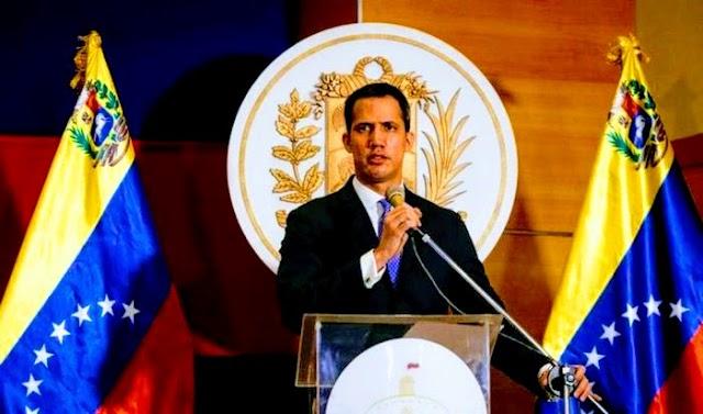"Guaidó propuso ""Acuerdo de Salvación Nacional"" en Venezuela"