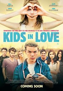 Kids in Love Poster